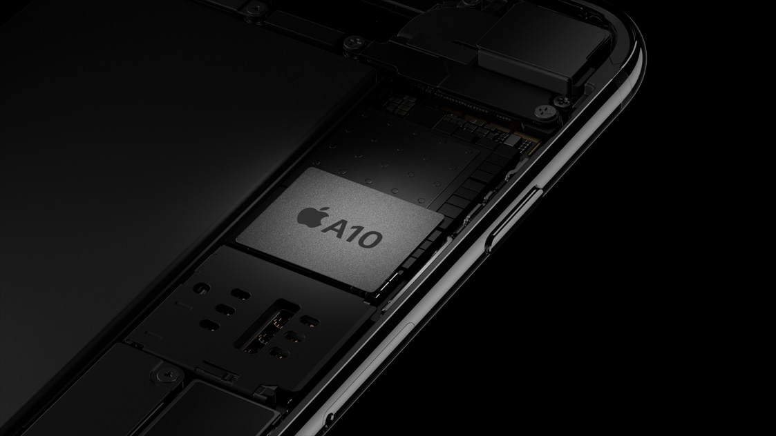 chip cpu iphone 7 plus