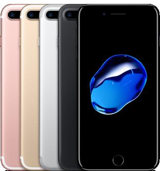 iphone 7 plus aanbieding