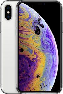 iphoneXS silver